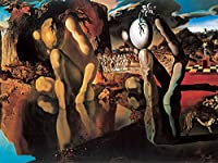Metamorphosis of Narcissus by Salvador Dali–アートプリント/ポスター11x 14インチ