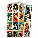 Cool Dogs Passport Holder