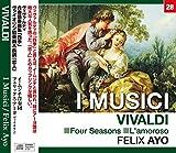 イ・ムジチ合奏団/ヴィヴァルディ:合奏協奏曲集「四季」・ヴァイオリン協奏曲「恋人」 (NAGAOKA CLASSIC CD)