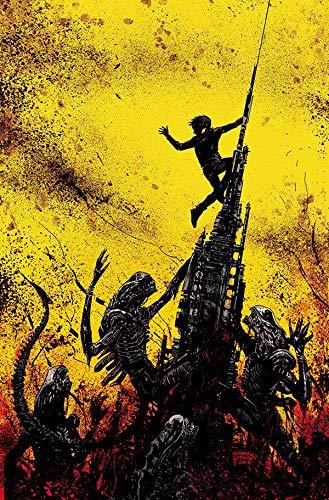 Aliens: Dust to Dust #4 (Engli...