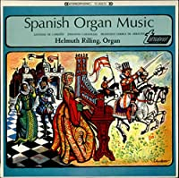 Spanish Organ Music