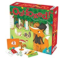 Games - Ceaco Gamewright - Outfoxed! Kids New Toys 418