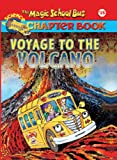 Voyage to the Volcano (Magic School Bus Science Chapter Books)