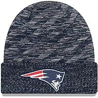 ニューエラ (New Era) NFL サイドライン 2018 ニット ビーニー帽 - ニューイングランド?ペイトリオッツ (New England Patriots)