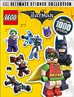 Ultimate Sticker Collection: THE LEGO® BATMAN MOVIE