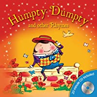 Humpty Dumpty and Other Rhymes (Carryboard and CD)