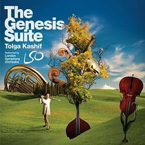 ジェネシス組曲 [日本語帯付輸入盤] (The Genesis Suite / Tolga Kashif)