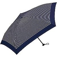 ワールドパーティー(Wpc.) キウ(KiU) 雨傘 折りたたみ傘  ネイビー  50cm  レディース メンズ ユニセックス 超軽量90g K34-035
