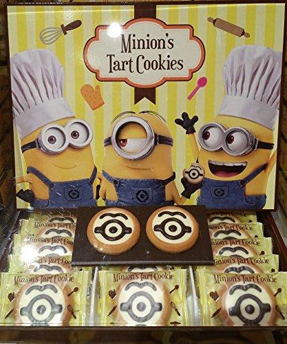 USJ 公式 限定 商品 【 ミニオン タルトクッキー 】 MINION ミニオンズ グッズ