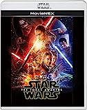 スター・ウォーズ/フォースの覚醒 MovieNEX [ブルーレイ+DVD+デジタルコピー(クラウド対応)+MovieNEXワールド] [Blu-ray]