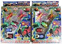 オンダ ロボット おもちゃ 変形 昆虫合体 インセクトロボ 【色指定不可】