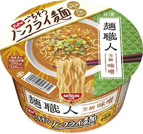 日清麺職人(味噌)の通販の画像
