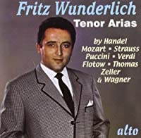 Tenor Arias Handel Mozart Strauss Puccini