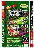 プラント 菜園肥料付き 栽培上手な培養土 25L
