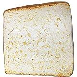 Novelty Giant Toast Bread Slice Realistic Soft Velvet Foam Pillow Seat Cushion