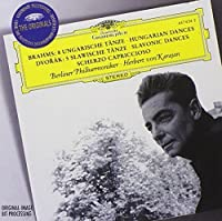 Brahms: Hungarian Dances / Dvor?k: Slavonic Dances by KARAJAN / BERLIN PHIL ORCH (1995-07-14)