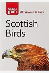 Collins Gem Scottish Birds Paperback