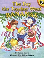 The Day the Teacher Went Bananas (Picture Puffin S.)