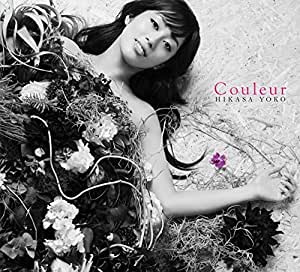 日笠陽子ファーストオリジナルアルバム 「Couleur」 (CD+Blu-ray Disc)(初回限定盤)