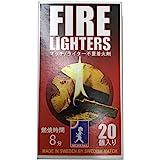 【ヒルナンデス!で紹介】 FIRE LIGHTERS 『 ファイヤーライターズ 』たけだバーベキューさんご愛用! マッチ型着火剤 火起こし ファイヤースターター セット 焚き火 キャンプ アウトドア 炭 薪ストーブ 便利グッズ ライター不要 燃焼継続