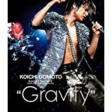 "KOICHI DOMOTO Concert Tour 2012 ""Gravity"" [Blu-ray]"