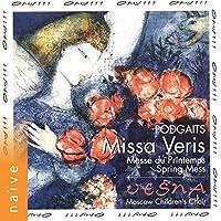 Podgaits:Missa Veris.