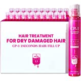 CP-1 3 Seconds Hair Fill-Up Hair Mask Ampoule 13ml20ea Set for Damaged Hair, Keratin Hair Mask Treatment at home, self hair c