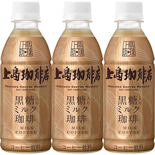 UCC 上島珈琲店 黒糖りミルク珈琲 270ml 1セット(48本)