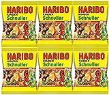 HARIBO ハリボー シュヌラー 200g×6 【2018年発売】