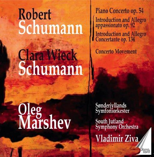 Schumann, R/Schumann, C: Piano