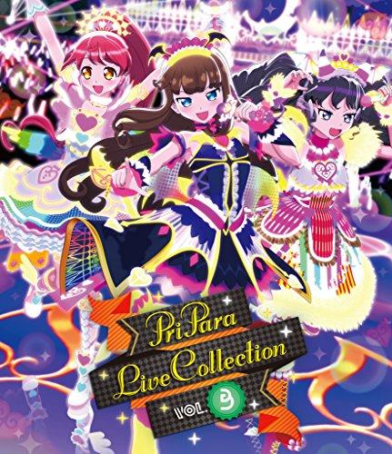 プリパラ LIVE COLLECTION Vol.3 Blu-ray