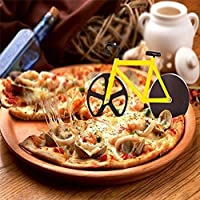 Giro D ' Italiaピザカッターbike- Best Pizza Cuttingバイクツールホームキッチンのchef- Householdカトラリー台所用品