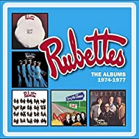 Albums 1974-1977 by Rubettes
