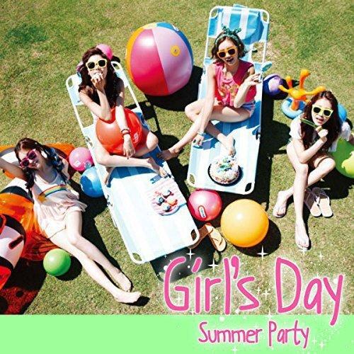ミニアルバム - Girl's Day everyday #4  (韓国盤)