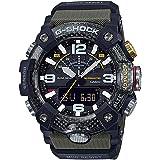 Casio GGB100-1A3 Master of G Mudmaster Men's Watch Green 55mm Carbon