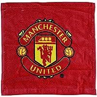 Manchester United マンチェスターユナイテッド クレスト フェイスタオル 30cm*30cm / バスタオル ハンカチ