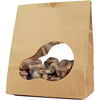 しいたけハウス【専用袋で簡単に栽培できます】 (1)