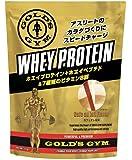 ゴールドジム(GOLD'S GYM) ホエイプロテイン カフェオレ風味 360g