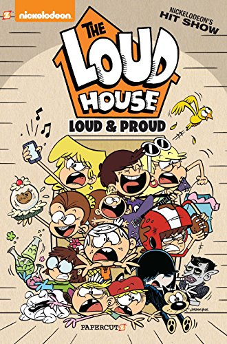 The Loud House 6: Loud and Proud