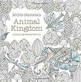 Millie Marotta's Animal Kingdom: a colouring book adventure (Colouring Books)