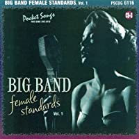 Vol. 1-Big Band Female Standards