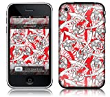 Msic Skins iPhone 3G/3GS用フィルム In4mation – Scimitar Sword iPhone 3G/3GS MSFSIP3G0047