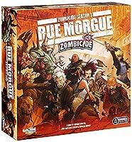 [クールミニオアノット]Cool Mini or Not Zombicide Season 3 Rue Morgue Board Game GUG0048 [並行輸入品]