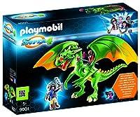 Playmobil - 9001 - Jeu - Dragon médiéval avec Alex