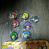関ジャニ∞ エイトレンジャー×ハイチュウバッジセット7色