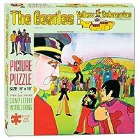 The Beatles Yellow Submarine Beatles in Pepperland Picture Puzzle: The Beatles Yellow Submarine Beatles in Pepperland Picture Puzzle