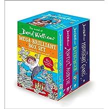The World of David Walliams: Mega-Brilliant Box Set