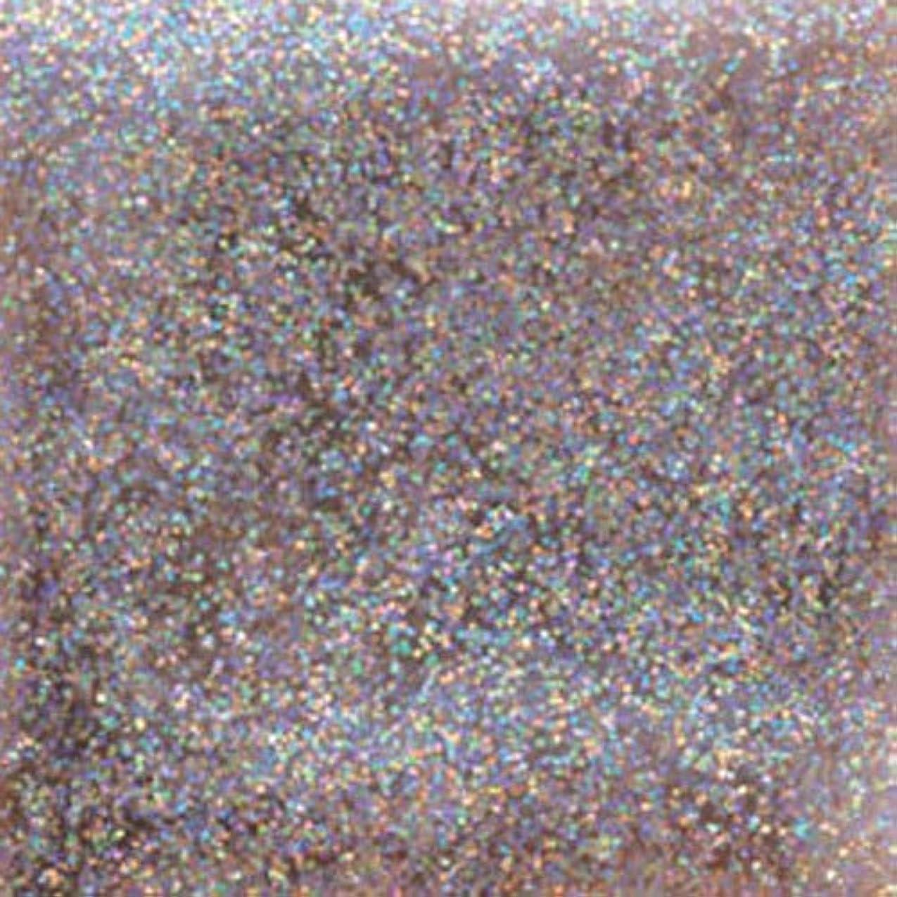 メジャーパイント科学的ピカエース ネイル用パウダー ラメカラーレインボー M #429 ブラウン 0.7g