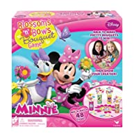 Minnie Mouse Blossoms and Bows Bouquet Game