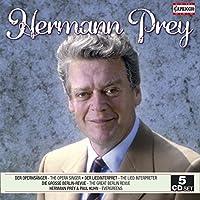 Hermann Prey Edition [Box Set] by Geoffrey Parsons